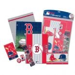 Boston Red Sox 11 Item Stationary Study Set